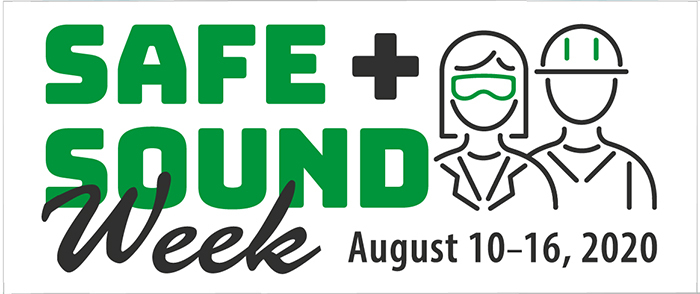 Safe and Sound Week